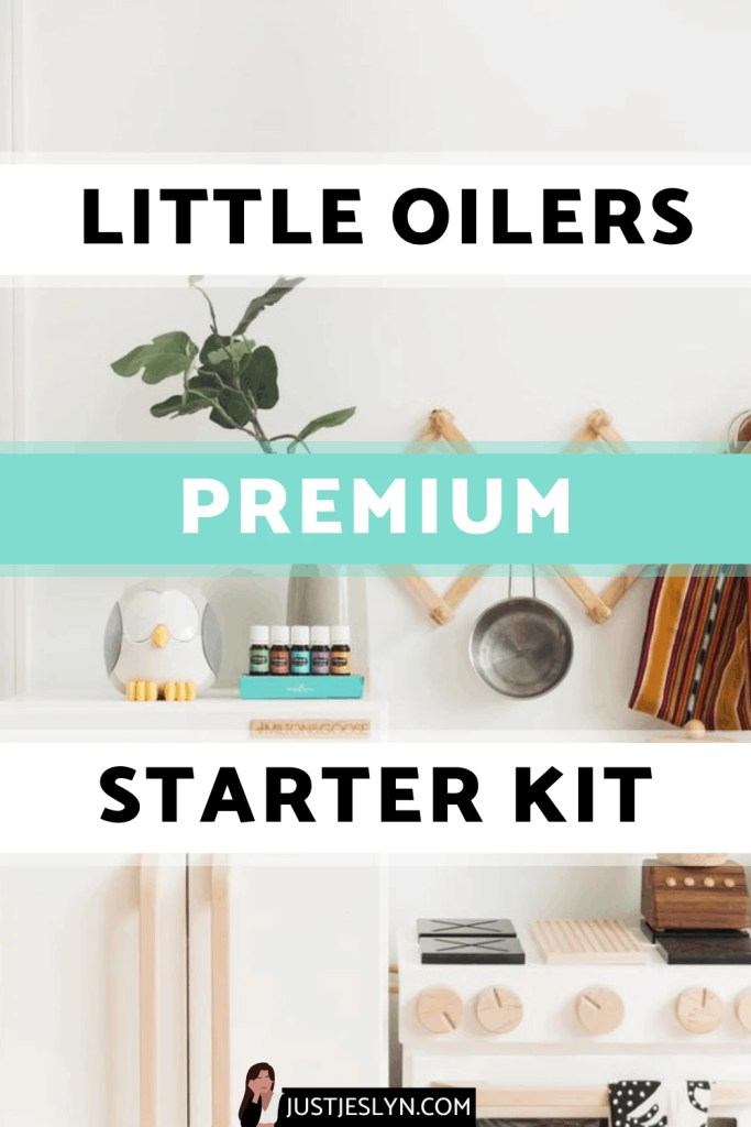 Little Oilers Premium Starter Kit | Just Jes Lyn