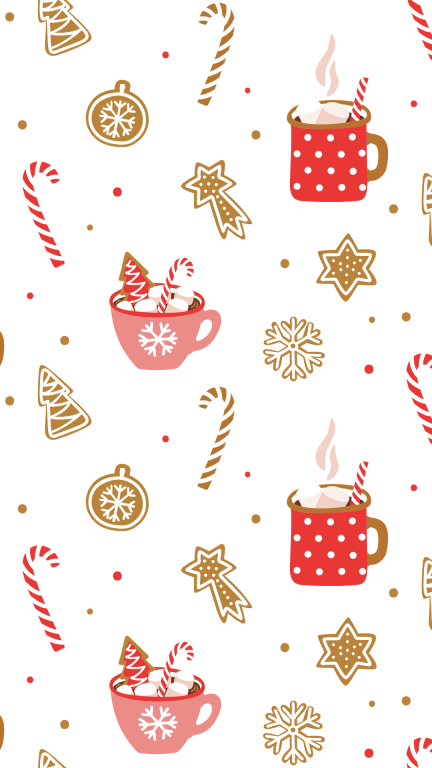 Aesthetic Christmas Wallpapers Computer : aesthetic, christmas, wallpapers, computer, Aesthetic, Christmas, Wallpaper, Backgrounds