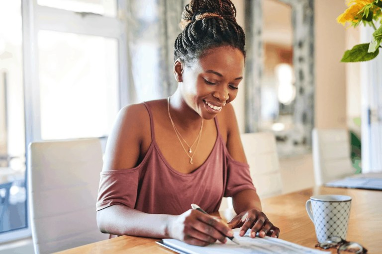 7 Simple Habits of Organized People We All Need | Write Everything Down | Just Jes Lyn