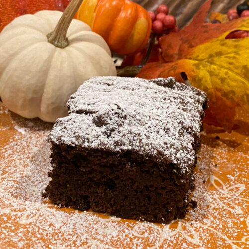 Fall Is The Perfect Time For This Easy Pumpkin Cake_Sq