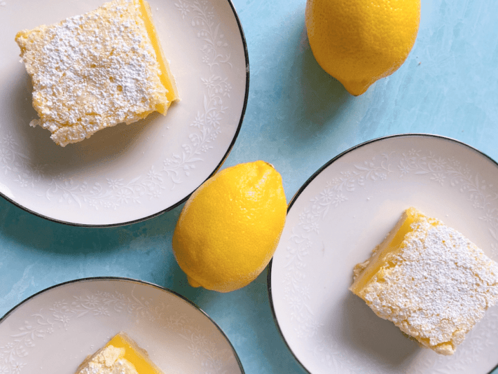 Best Ever Lemon Squares