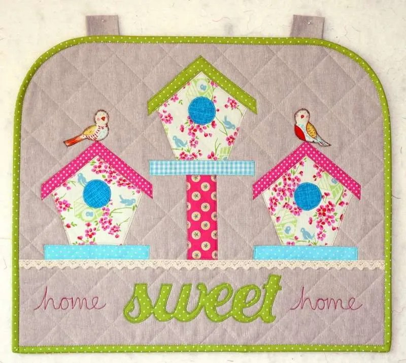 Home Sweet Home Wallhanging
