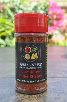 Kona Coffee Rub