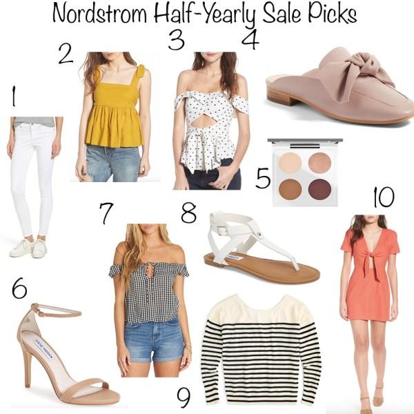 Nordstrom Half-Yearly Sale Picks