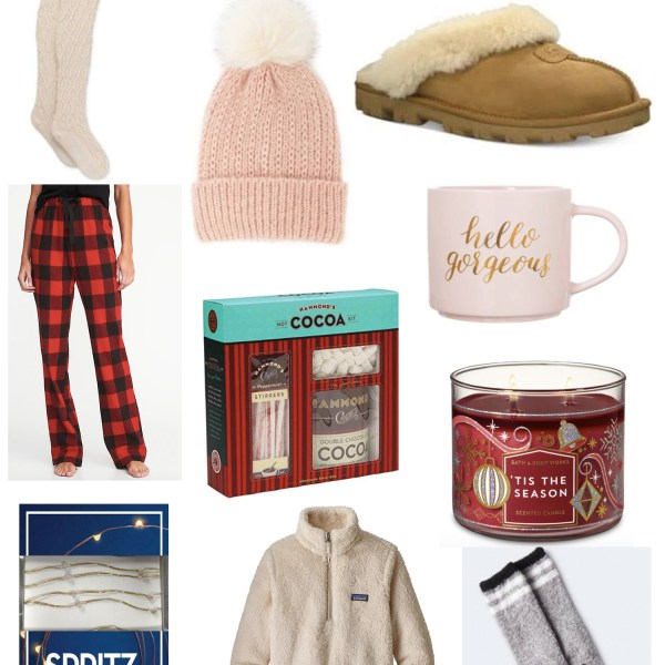 Holiday Gift Guide: Winter Cozy Day Essentials