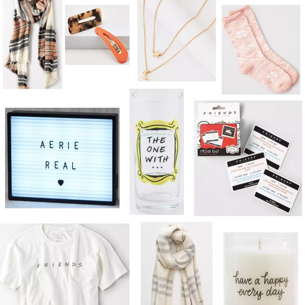 AE Gift Guide: Gifts for Friends Under $30