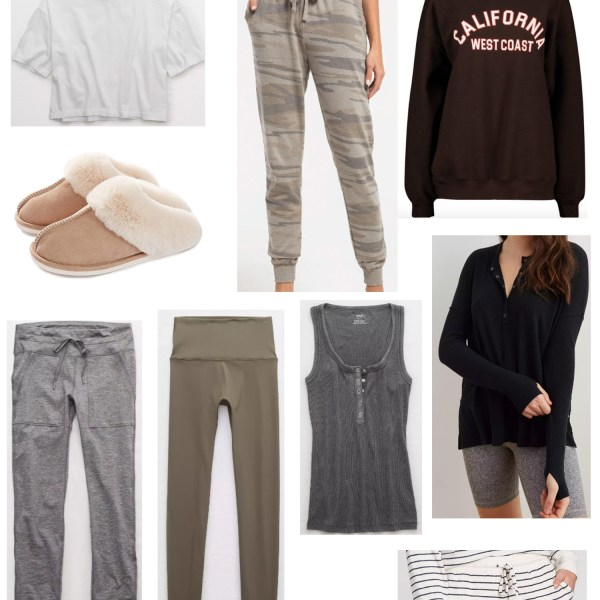 Stay Home, Stay Cozy: Roundup of My Favorite Loungewear
