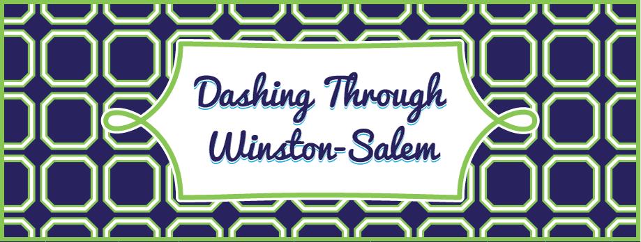 dashing through winston