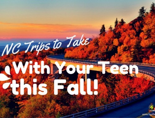 9 trips to take with your teen in NC