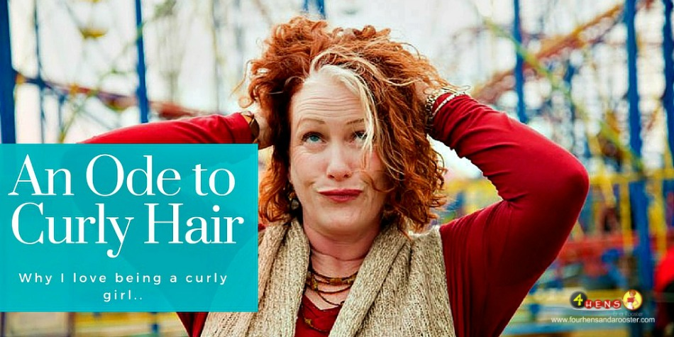 Why having curly hair is an amazing thing and why you should embrace your curls.
