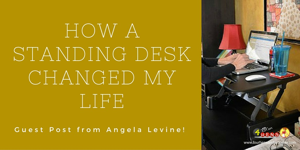 Wondering what the health benefits of a standing desk are?