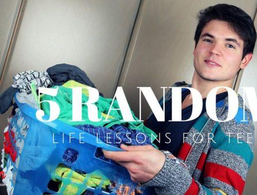 Random Life Lessons Teens Need to Know
