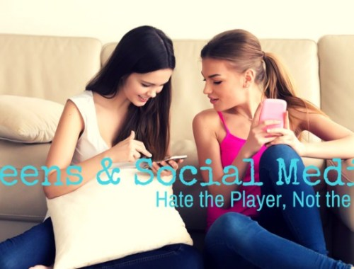 When it comes to your kids and social media, hate the player not the app