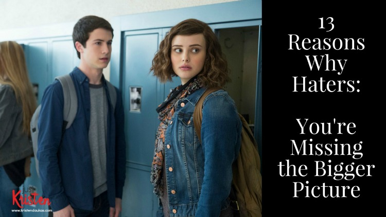Why parents should be watching 13 Reasons Why