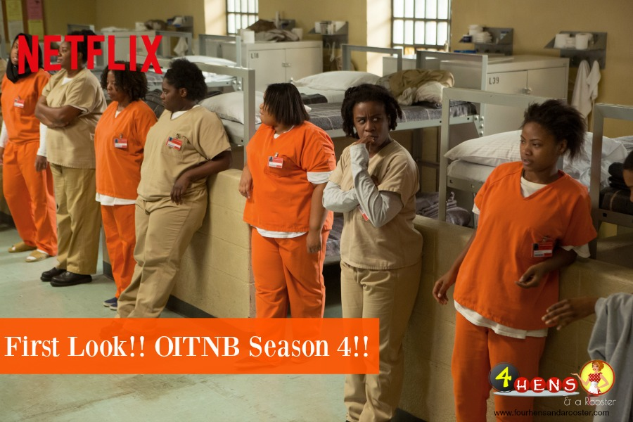First look at Orange is the New Black premiering June 18th