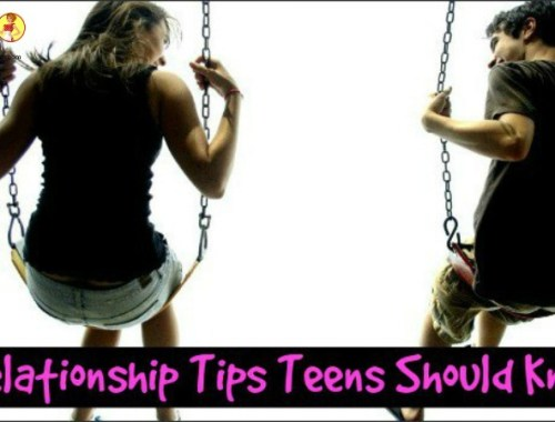 7 tips for teen relationships