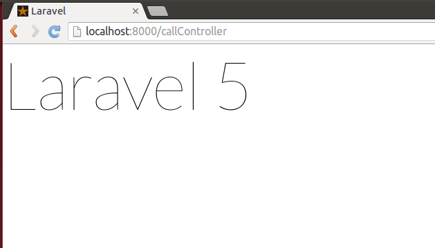 justLaravel - Routing in Laravel