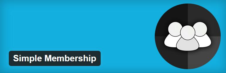 Simple Membership Most popular best free wordpress membership plugins