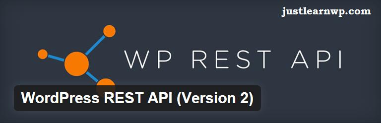 WordPress REST API (Version 2) — WordPress Plugins WP REST API