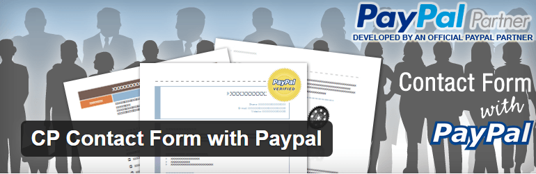 CP Contact Form with Paypal contact form maker WordPress Plugins