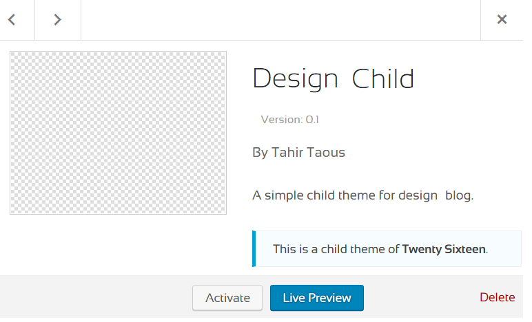 How To Create Child Theme In WordPress Step By Step