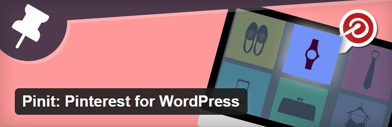 Pinit- Social Sharing WordPress Plugins To Increase Traffic