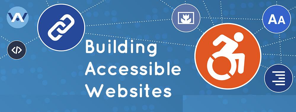 buidling accessbile websites with WordPress Plugins