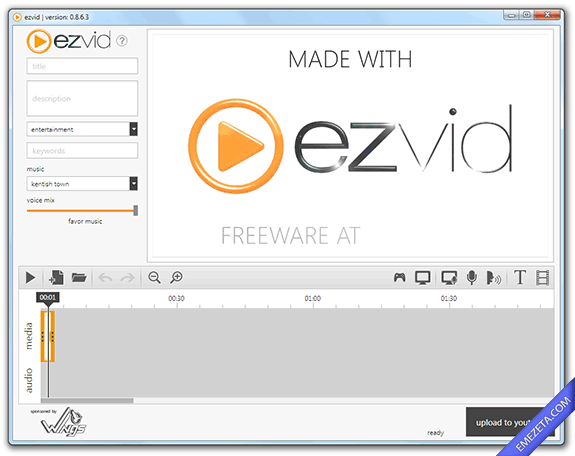 ezvid-screen-capture-recorder-free