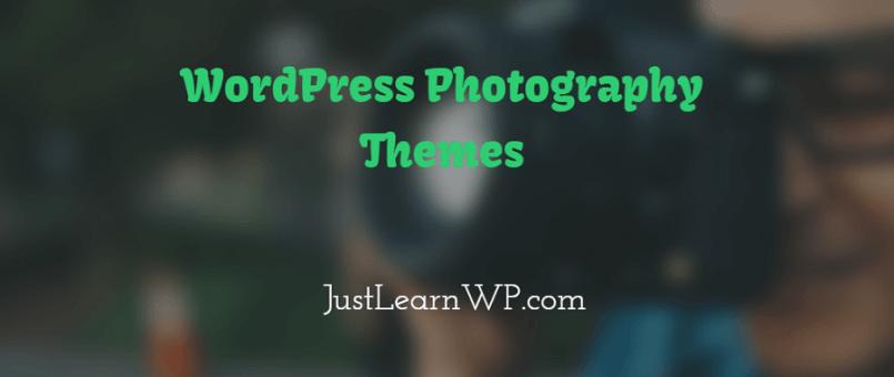 Best-WordPress-Photography-Themes 2017 2018