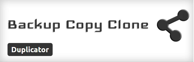 Duplicator — WordPress Back & Restore Plugin