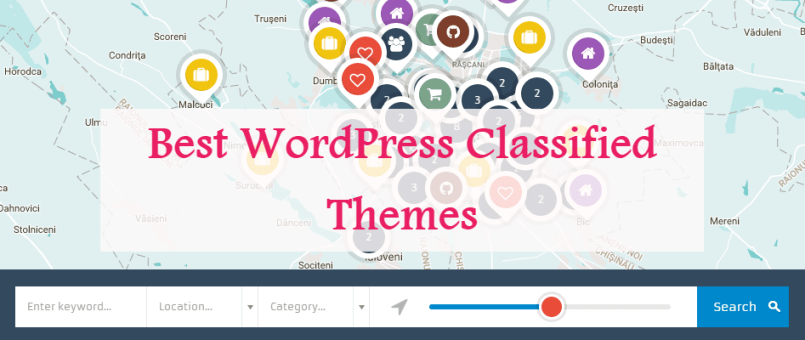 Best Classified WordPress Themes