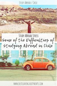 Study Abroad Stress