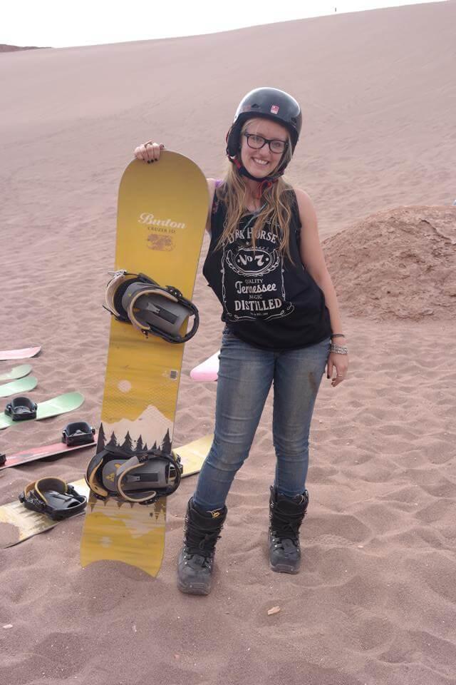 Sand Boarding in the Atacama Desert | San Pedro de Atacama