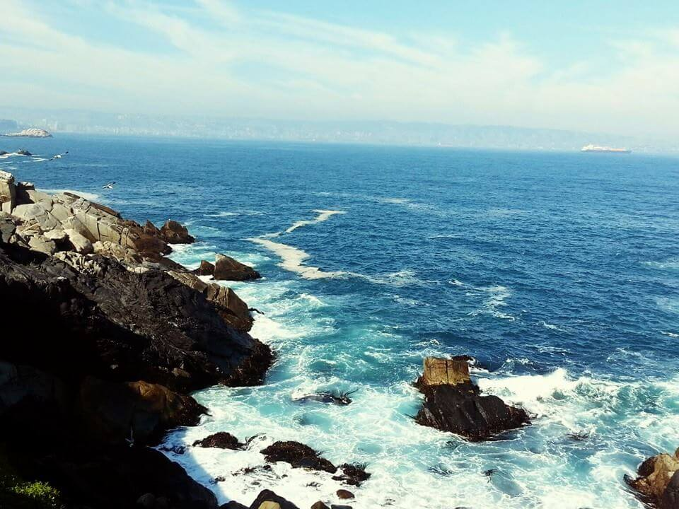 Ocean Views at Viña del Mar | Fiestas Patrias in Chile