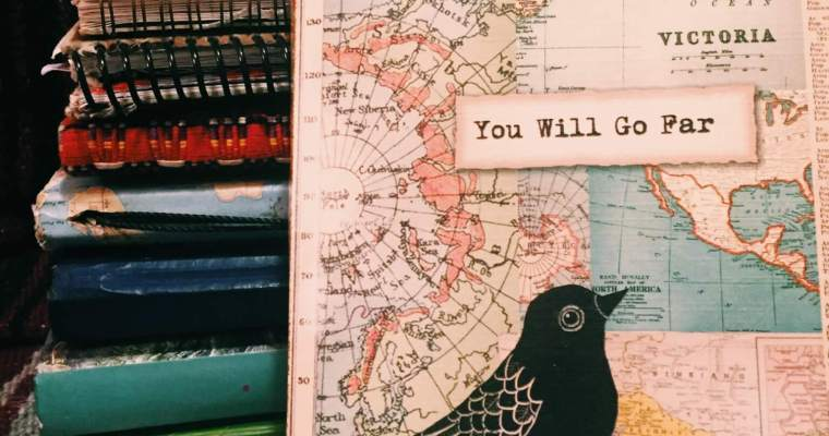 5 Reasons To Start A Travel Journal Right Now