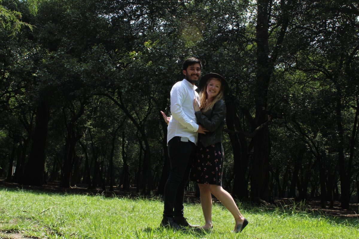 Our Chapultepec Park Engagement Story: How He Proposed in Mexico City