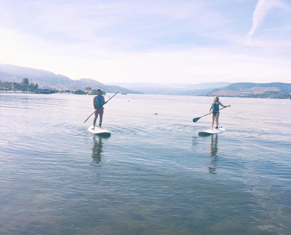Long Term Travel | Paddle Boarding