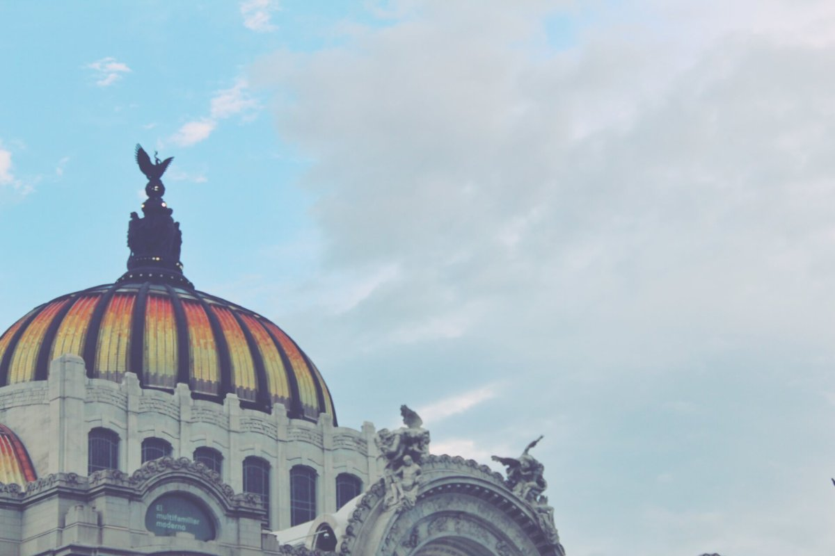 Palacio de Bellas Artes in Mexico City | Things to do in Mexico City