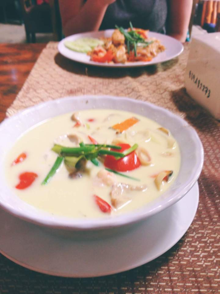 Yellow Curry in Thailand
