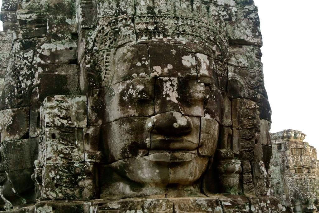 Bayon Temple, Cambodia, South East Asia