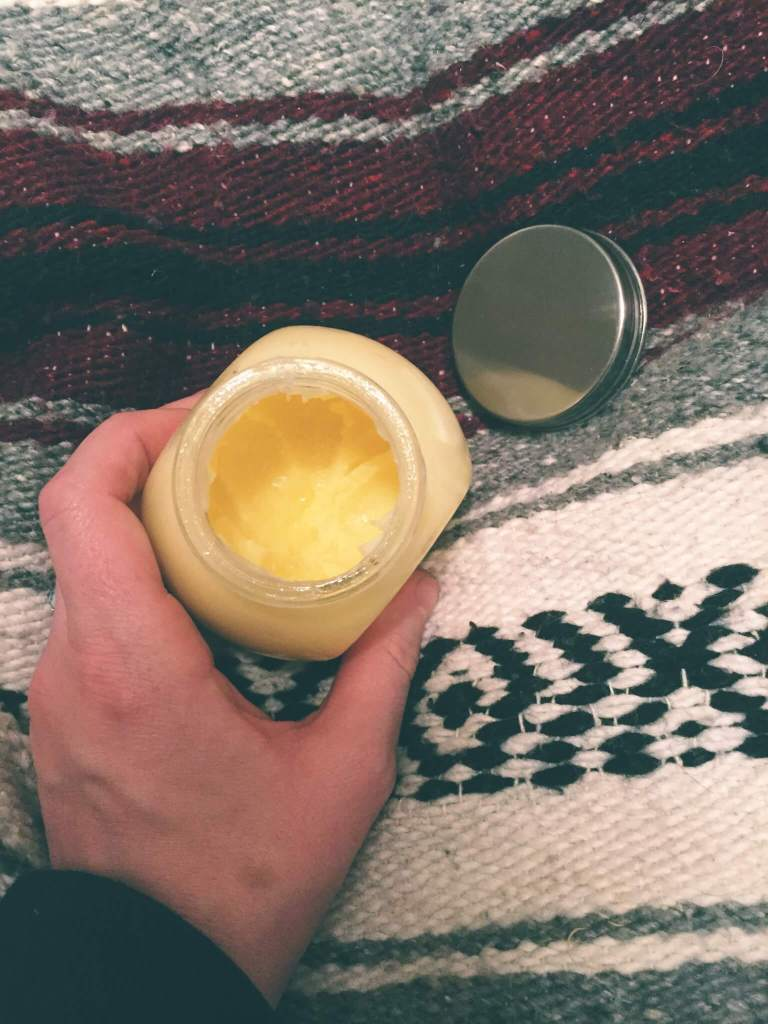 Handmade DIY Zero Waste Lotion for Colds and Flu |14 Zero Waste Essentials: Toiletries to DIY