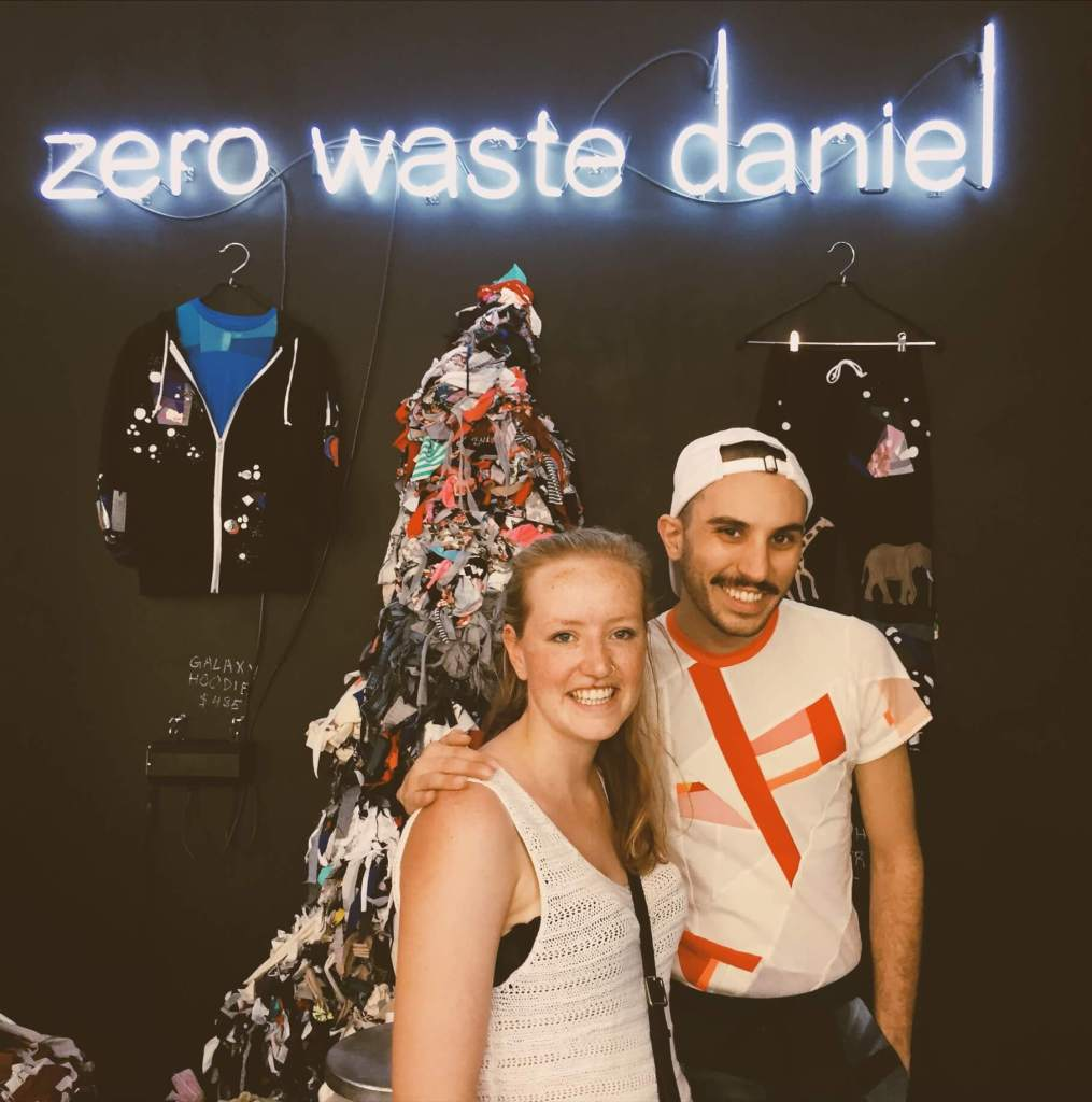 Zero Waste Daniel NYC