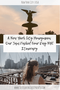 A New York City Honeymoon