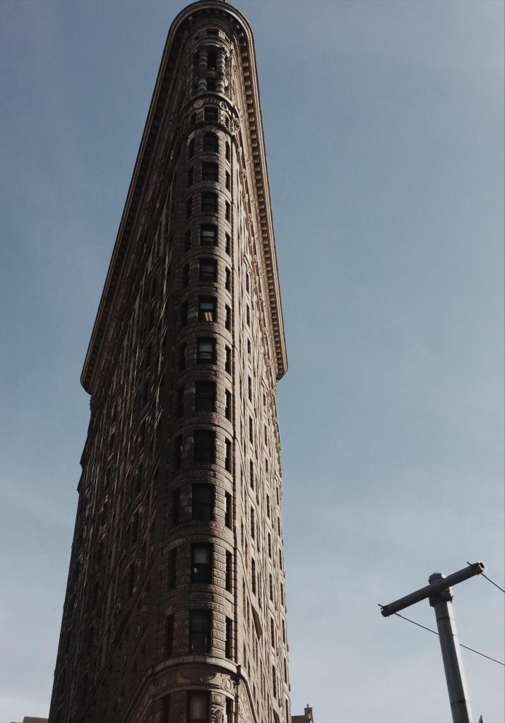 Flat Iron Building NYC | Our NYC Honeymoon: A 4 Day NYC Itinerary