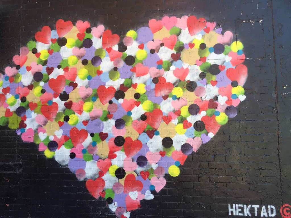 Bushwick Street Art | Hearts Art