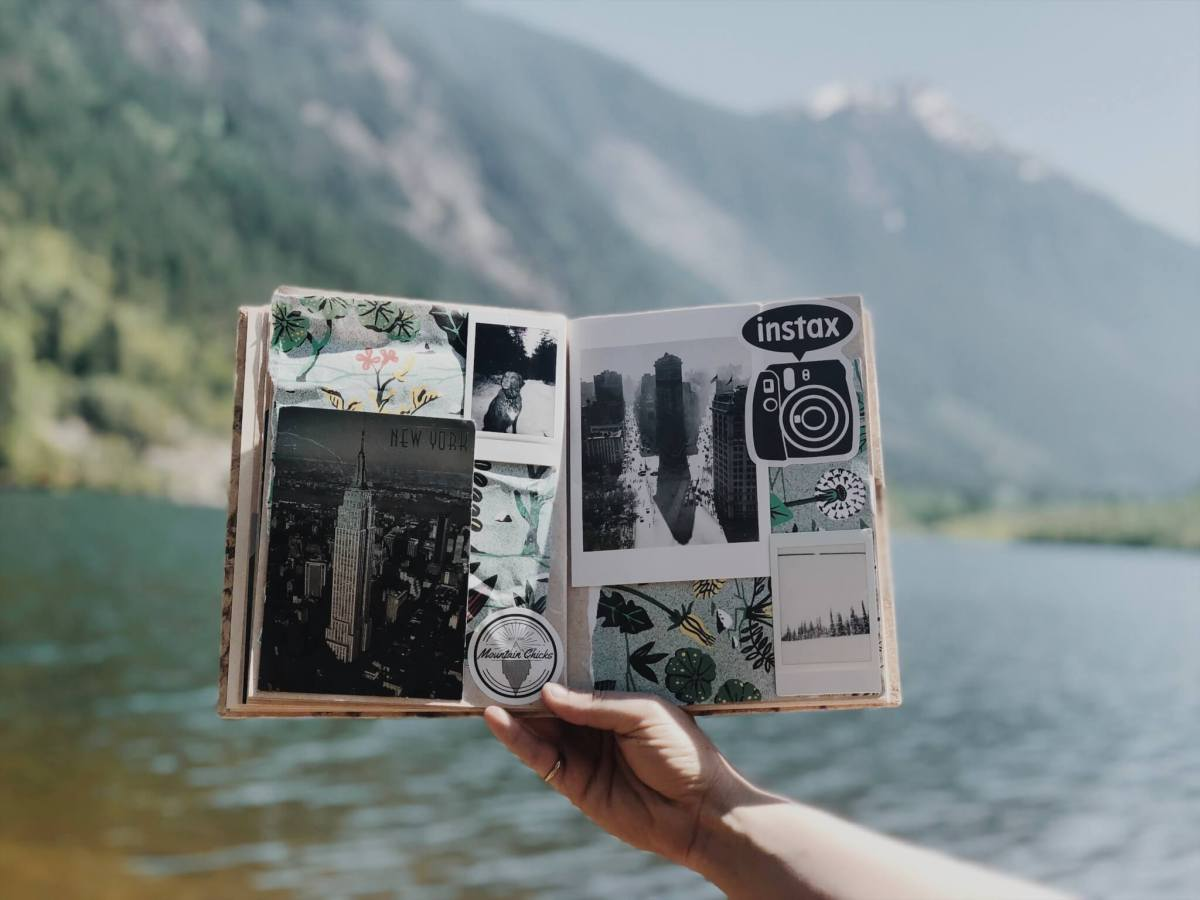 Travel Journal Ideas | Camp at Silver Lake in Hope BC