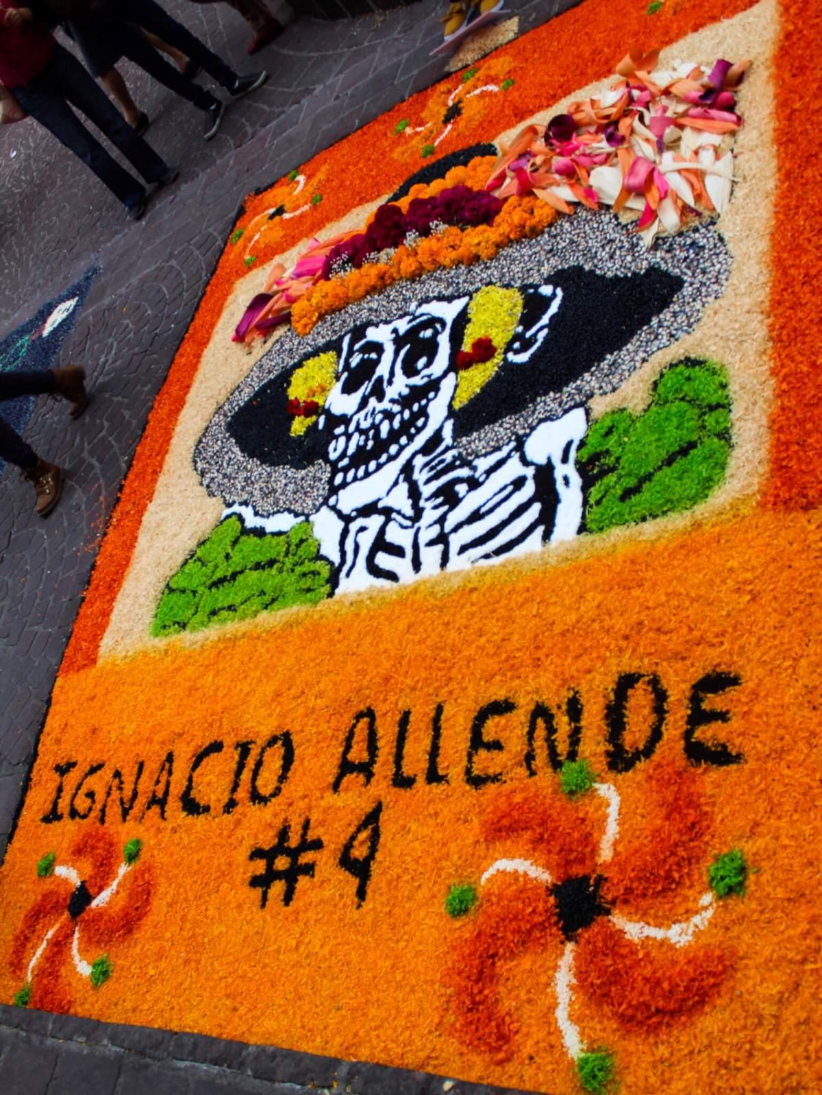 Día de Muertos in Mexico | Tapetes