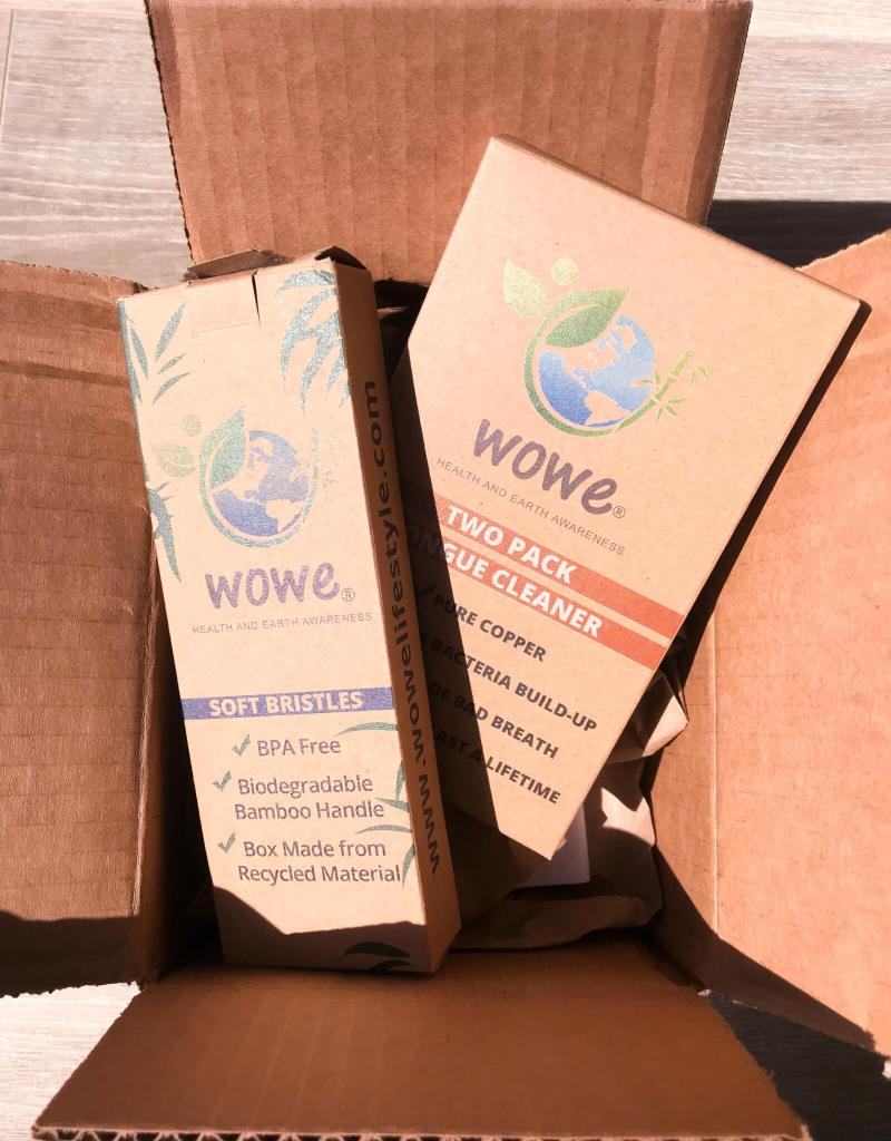 Plastic Free Oral Health with Wowe Lifestyle Products