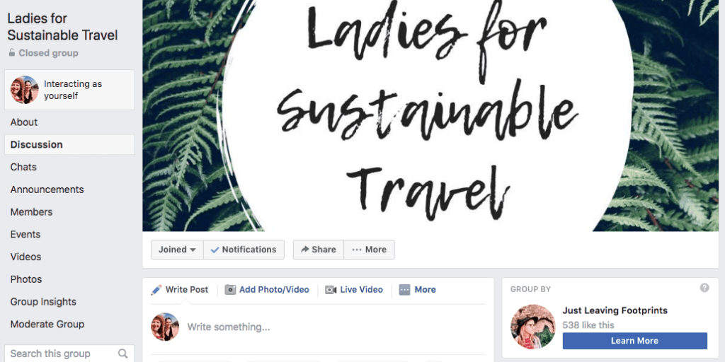 Facebook Groups to Promote Your Travel Blog