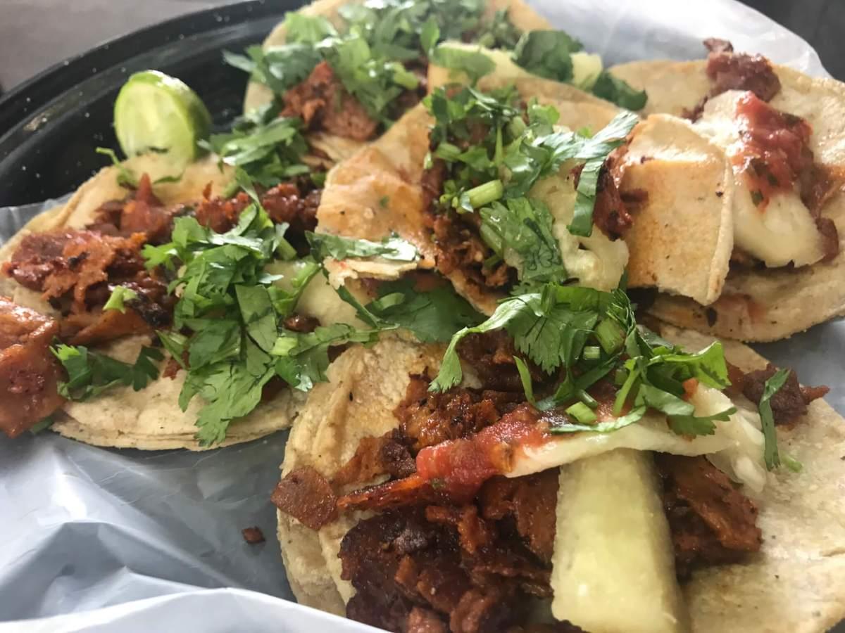 Por Siempre Vegana Taco Food Truck